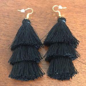 Jewelry - Bohemian tassel Earings